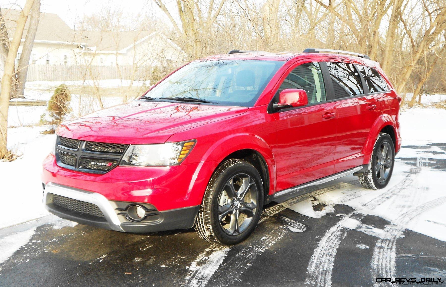 Hawkeye Drives 2016 Dodge Journey Review 14