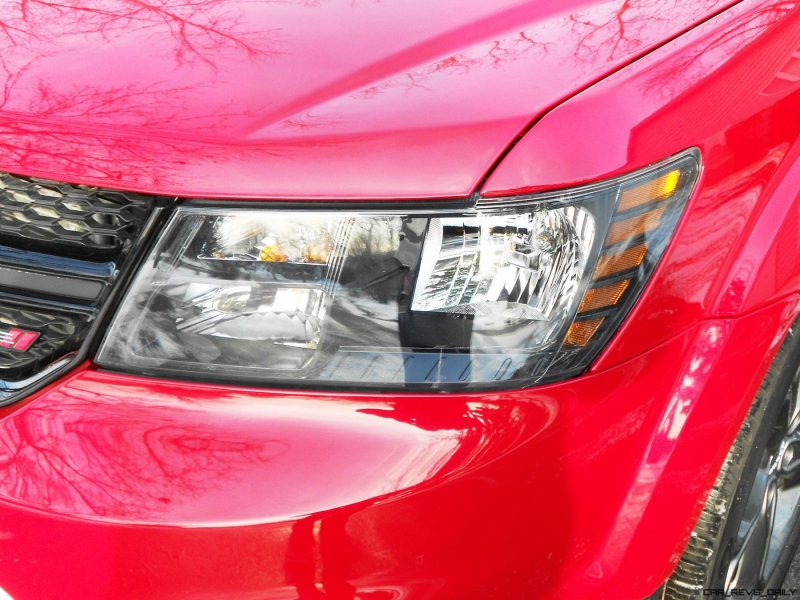 Hawkeye Drives - 2016 Dodge Journey Review 16