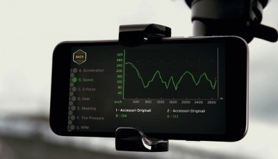 Lamborghini Track and Play App 17