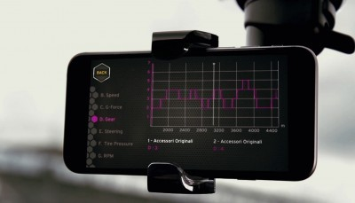Lamborghini Track and Play App 18