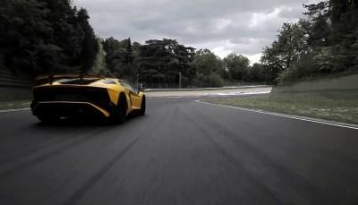Lamborghini Track and Play App 3