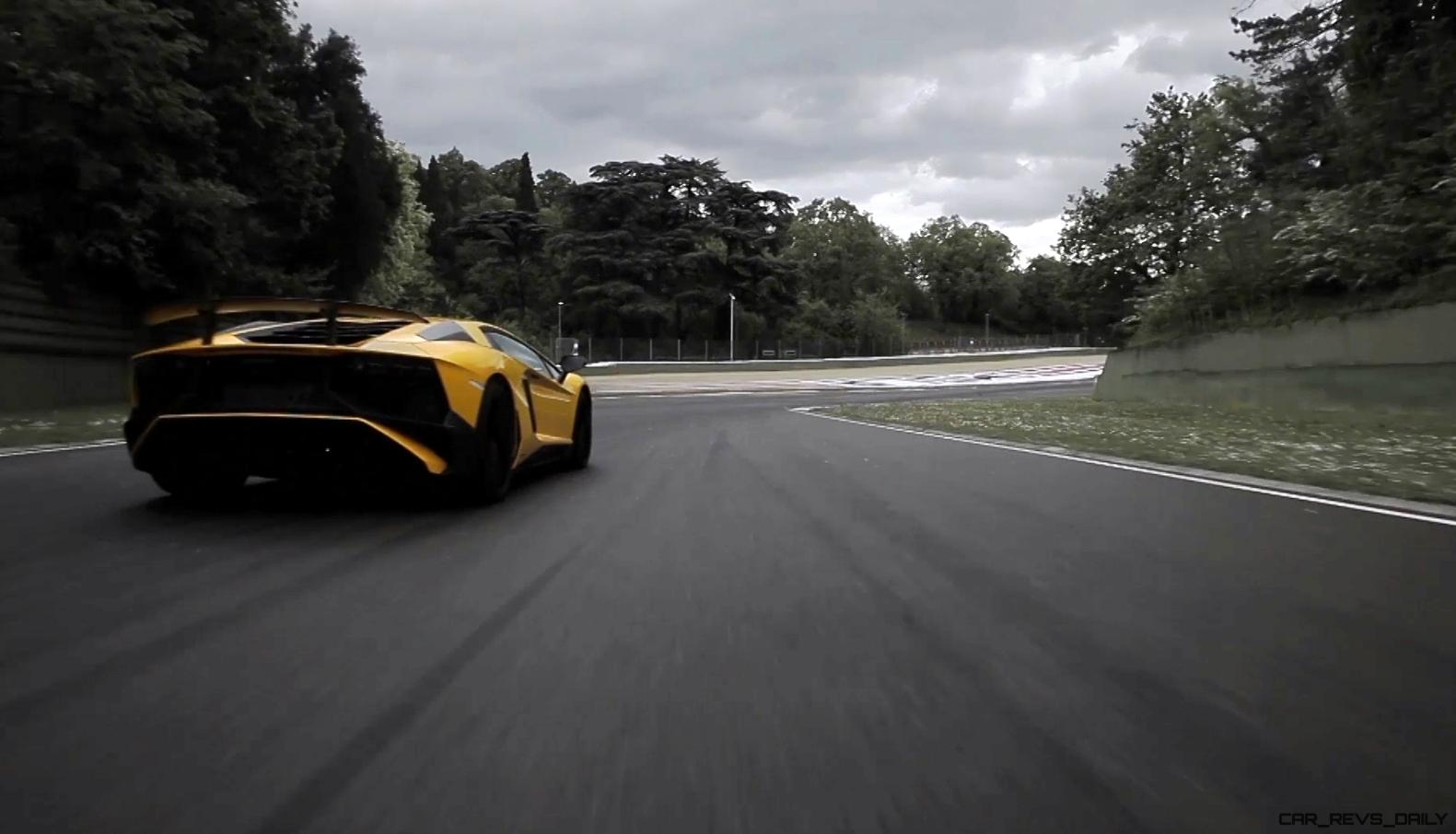 Lamborghini TRACK And PLAY Telemetry VIDEO APP Is New