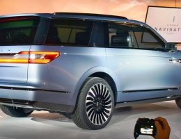 2016 Lincoln NAVIGATOR Concept (+Video and Live Photos)