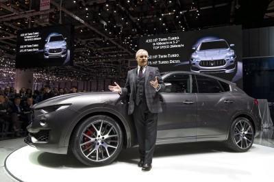 Maserati Levante Launch Photos 1