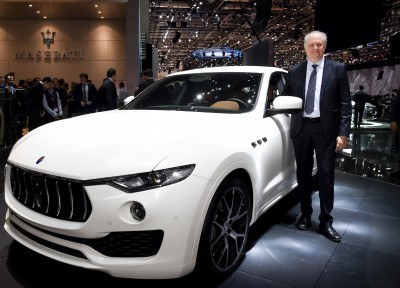 Maserati Levante Launch Photos 10