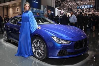 Maserati Levante Launch Photos 11