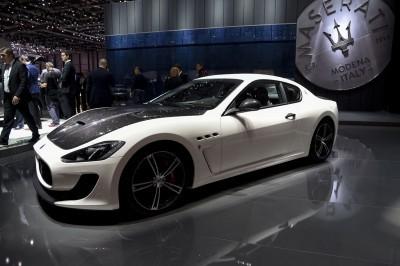 Maserati Levante Launch Photos 12