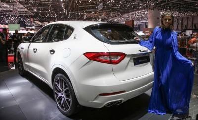 Maserati Levante Launch Photos 13