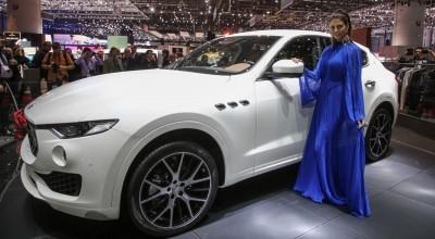 Maserati Levante Launch Photos 14