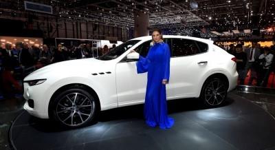 Maserati Levante Launch Photos 15