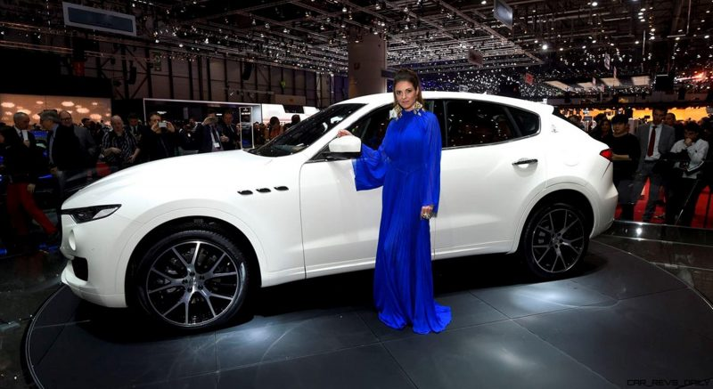 Maserati Levante Launch Photos 15