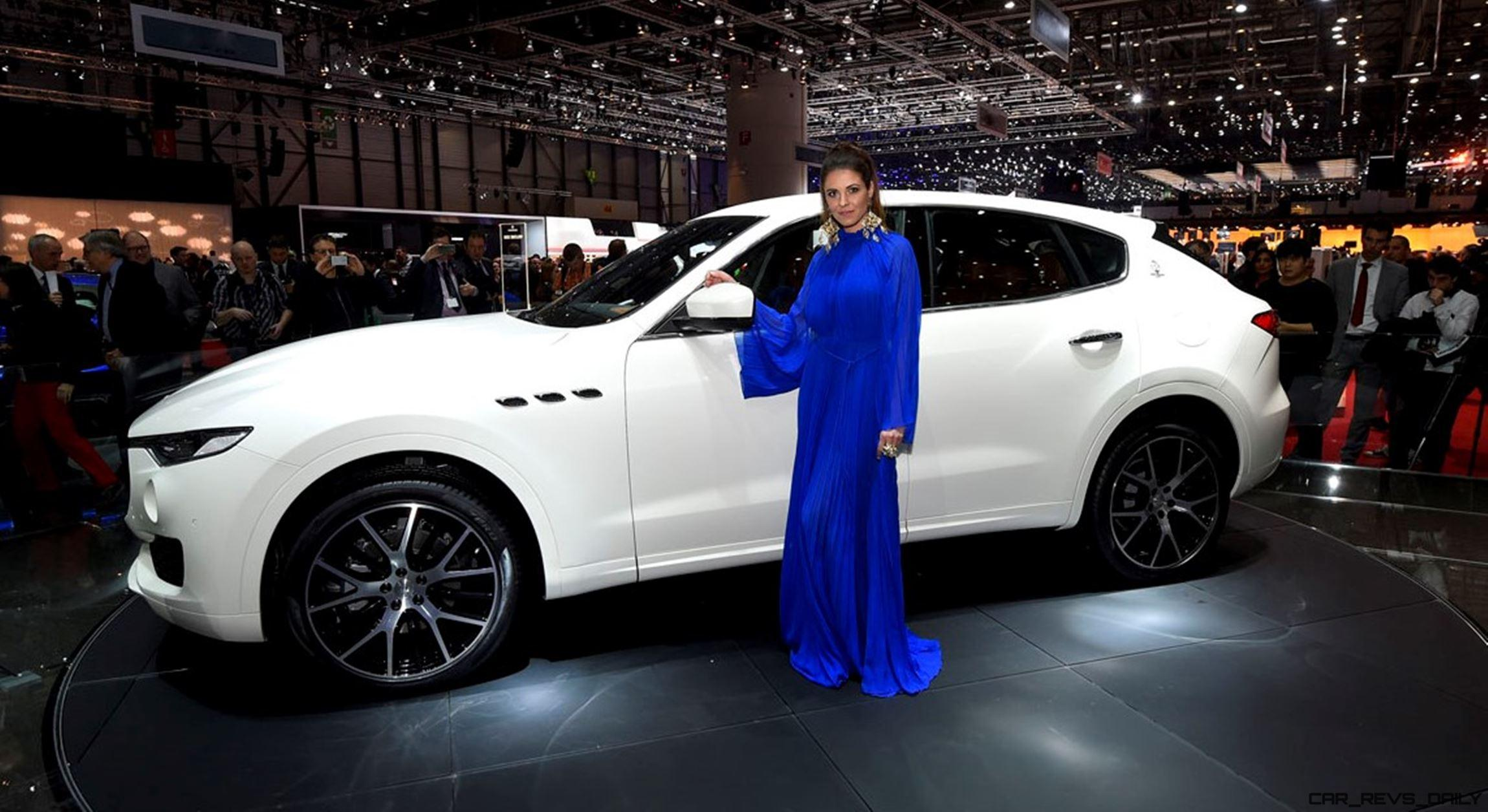 maserati levante launch photos 15. Black Bedroom Furniture Sets. Home Design Ideas