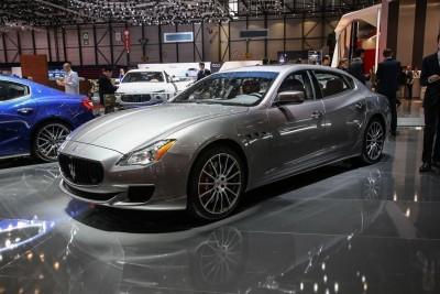 Maserati Levante Launch Photos 16