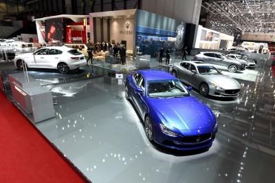 Maserati Levante Launch Photos 17