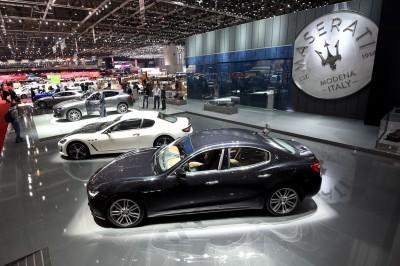 Maserati Levante Launch Photos 18