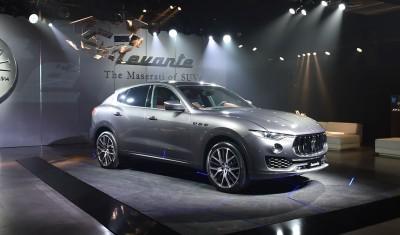 Maserati Levante Launch Photos 19