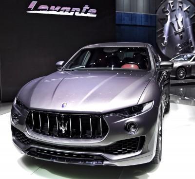 Maserati Levante Launch Photos 2