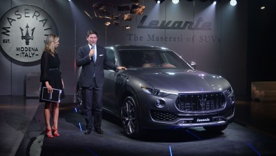 Maserati Levante Launch Photos 21