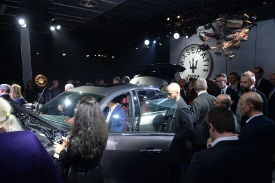 Maserati Levante Launch Photos 22
