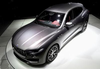 Maserati Levante Launch Photos 3