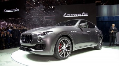Maserati Levante Launch Photos 4