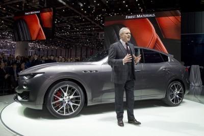 Maserati Levante Launch Photos 5