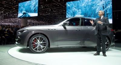 Maserati Levante Launch Photos 6