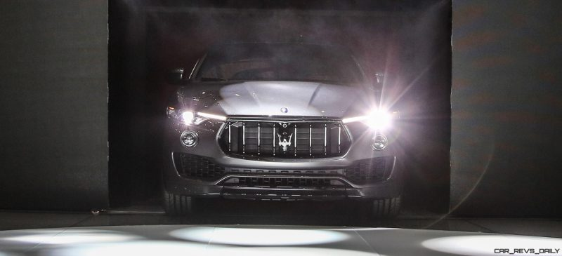 Maserati Levante Launch Photos 7