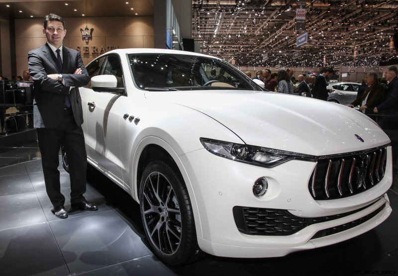 Maserati Levante Launch Photos 8