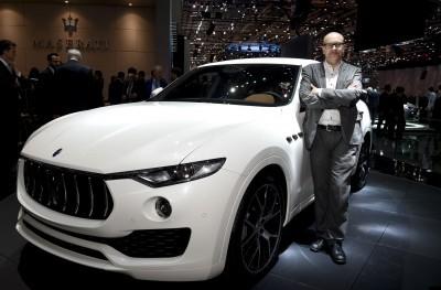 Maserati Levante Launch Photos 9