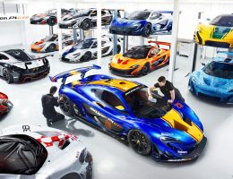 Inside the Dream Factory – McLaren Track22 Product Roadmap