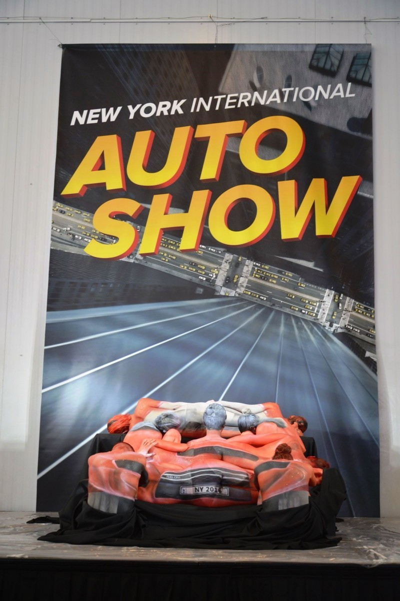 PART TWO - #NYIAS Showfloor Mega Gallery 109