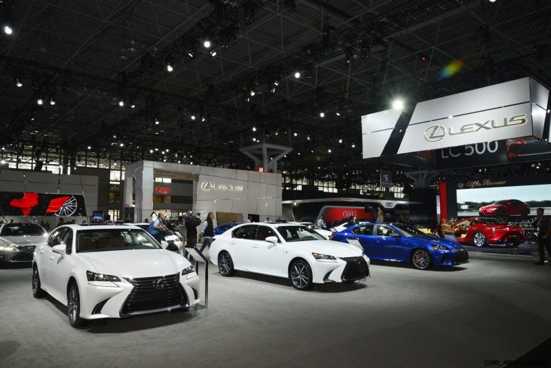 PART TWO - #NYIAS Showfloor Mega Gallery 68