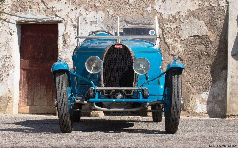 RM Monaco 2016 - 1928 Bugatti Type 40 Boattail Speedster 11