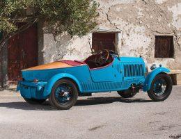 RM Monaco 2016 – 1928 Bugatti Type 40 Boattail Speedster
