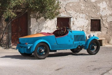 RM Monaco 2016 - 1928 Bugatti Type 40 Boattail Speedster