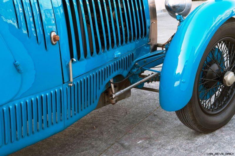 RM Monaco 2016 - 1928 Bugatti Type 40 Boattail Speedster 20