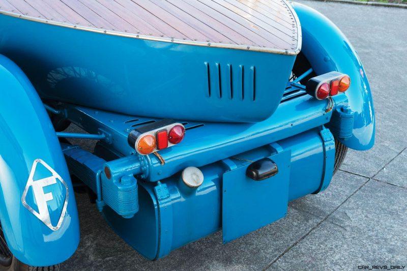 RM Monaco 2016 - 1928 Bugatti Type 40 Boattail Speedster 21
