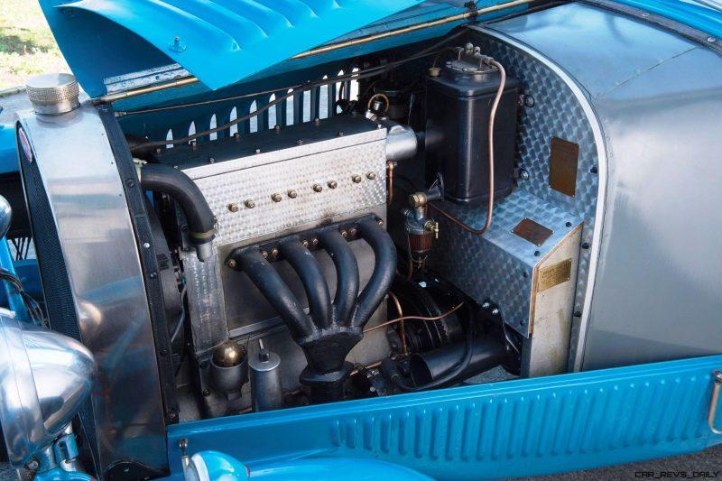 RM Monaco 2016 - 1928 Bugatti Type 40 Boattail Speedster 24