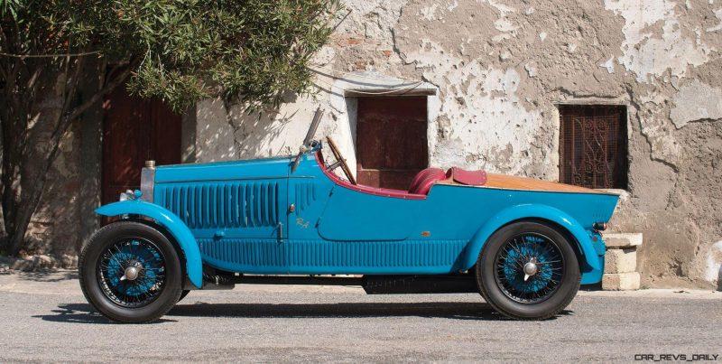 RM Monaco 2016 - 1928 Bugatti Type 40 Boattail Speedster 5