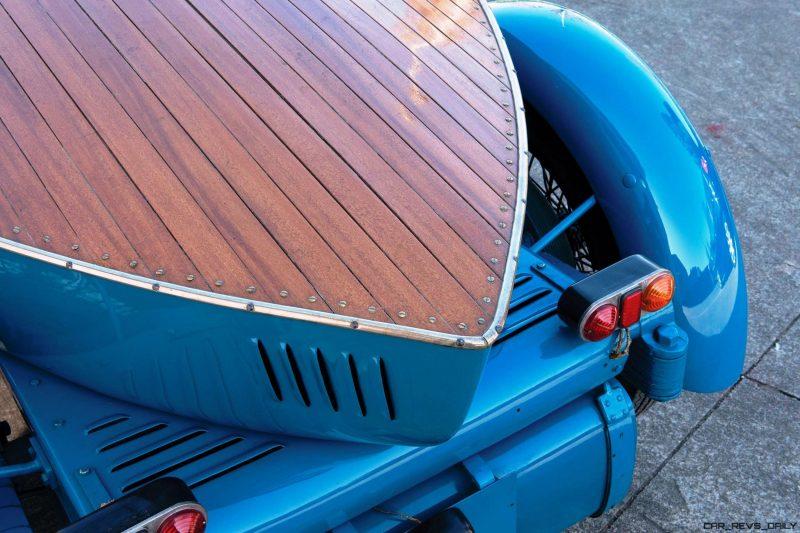 RM Monaco 2016 - 1928 Bugatti Type 40 Boattail Speedster 8