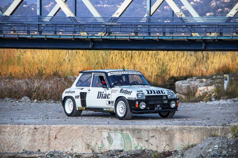 RM Monaco 2016 - 1982 Renault 5 Turbo Group 4 Rally Car 1