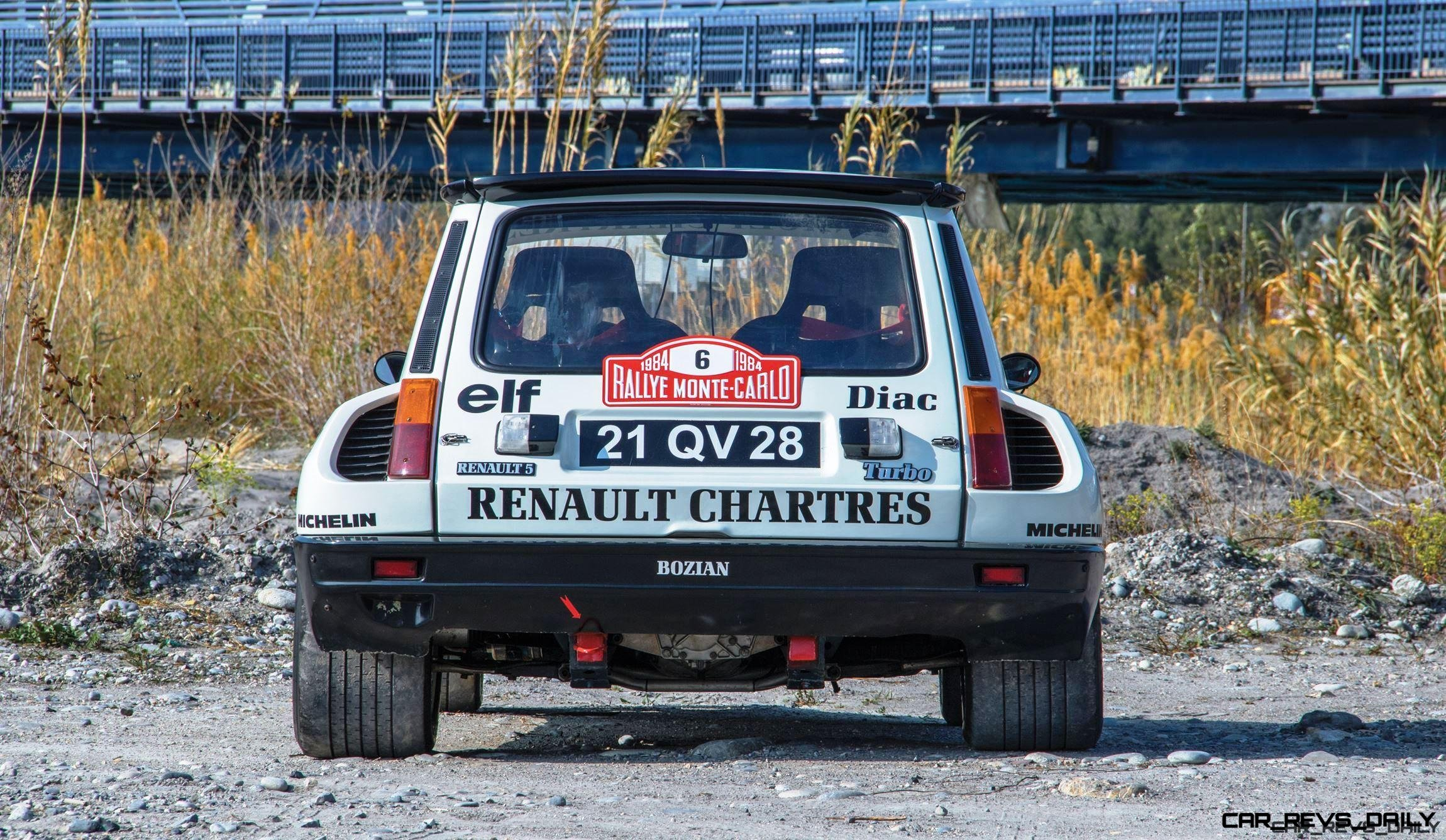 RM Monaco 2016 - 1982 Renault 5 Turbo Group 4 Rally Car 10