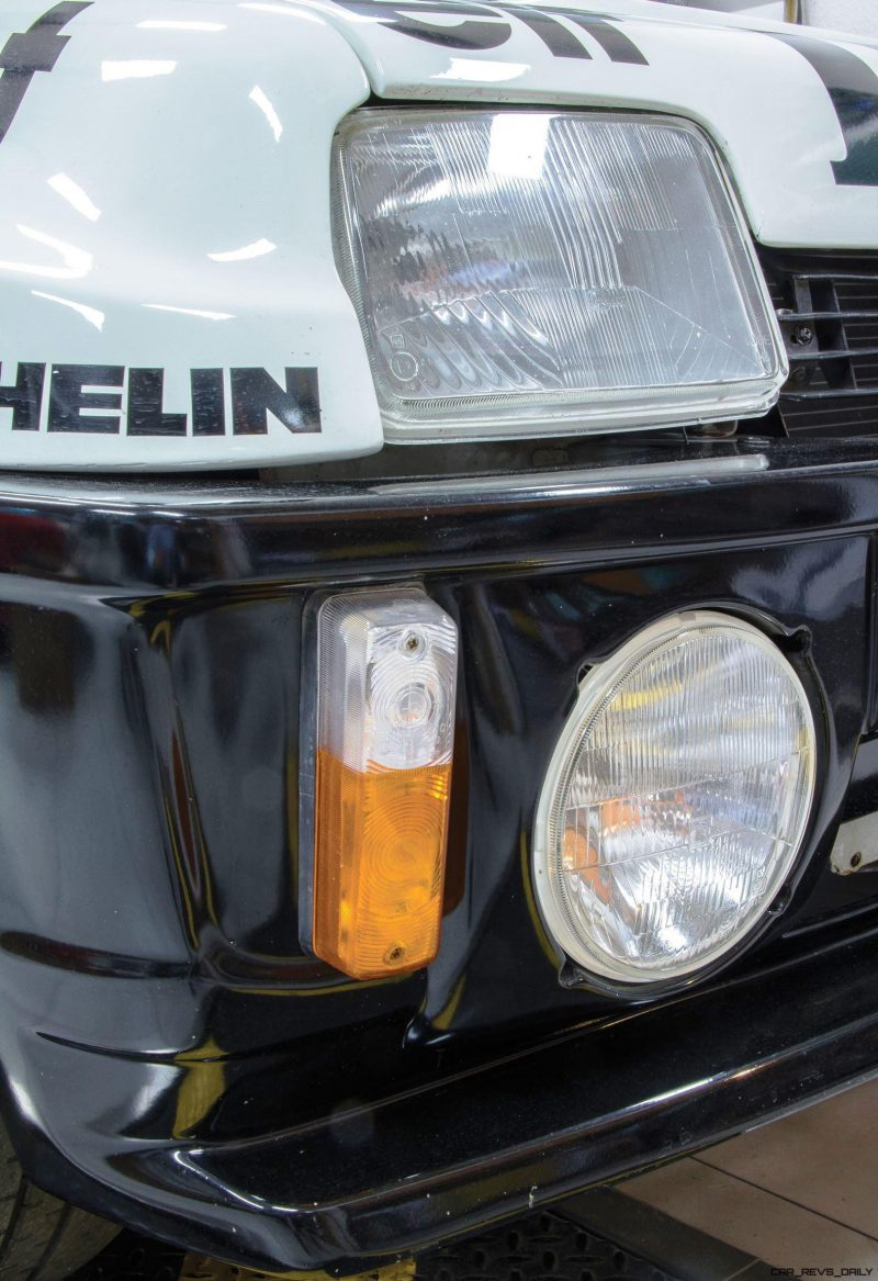 RM Monaco 2016 - 1982 Renault 5 Turbo Group 4 Rally Car  11