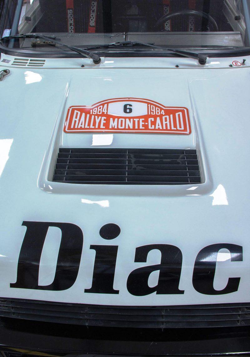 RM Monaco 2016 - 1982 Renault 5 Turbo Group 4 Rally Car  12
