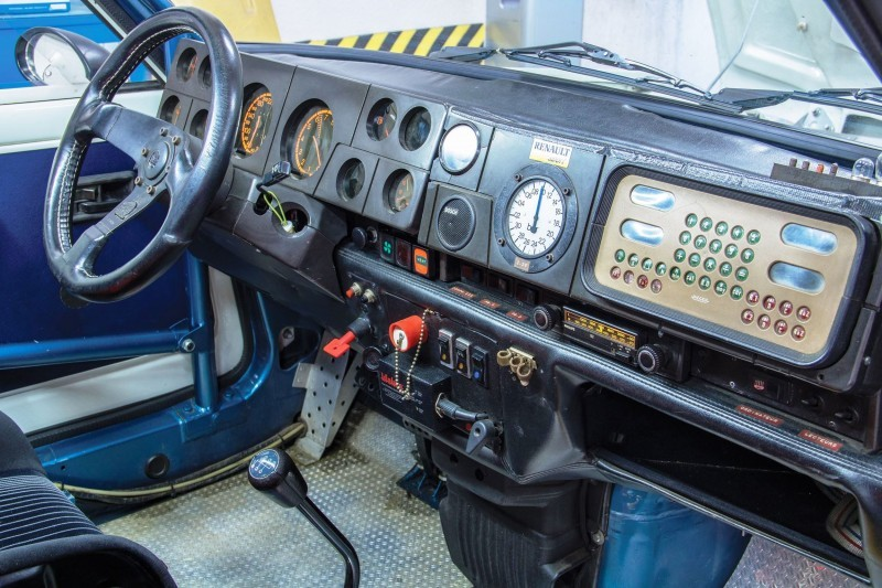 RM Monaco 2016 - 1982 Renault 5 Turbo Group 4 Rally Car  13