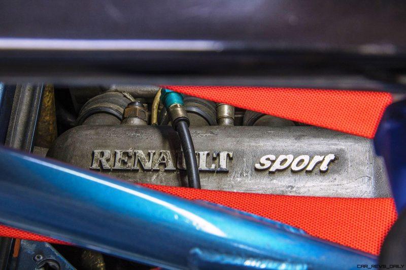 RM Monaco 2016 - 1982 Renault 5 Turbo Group 4 Rally Car 6