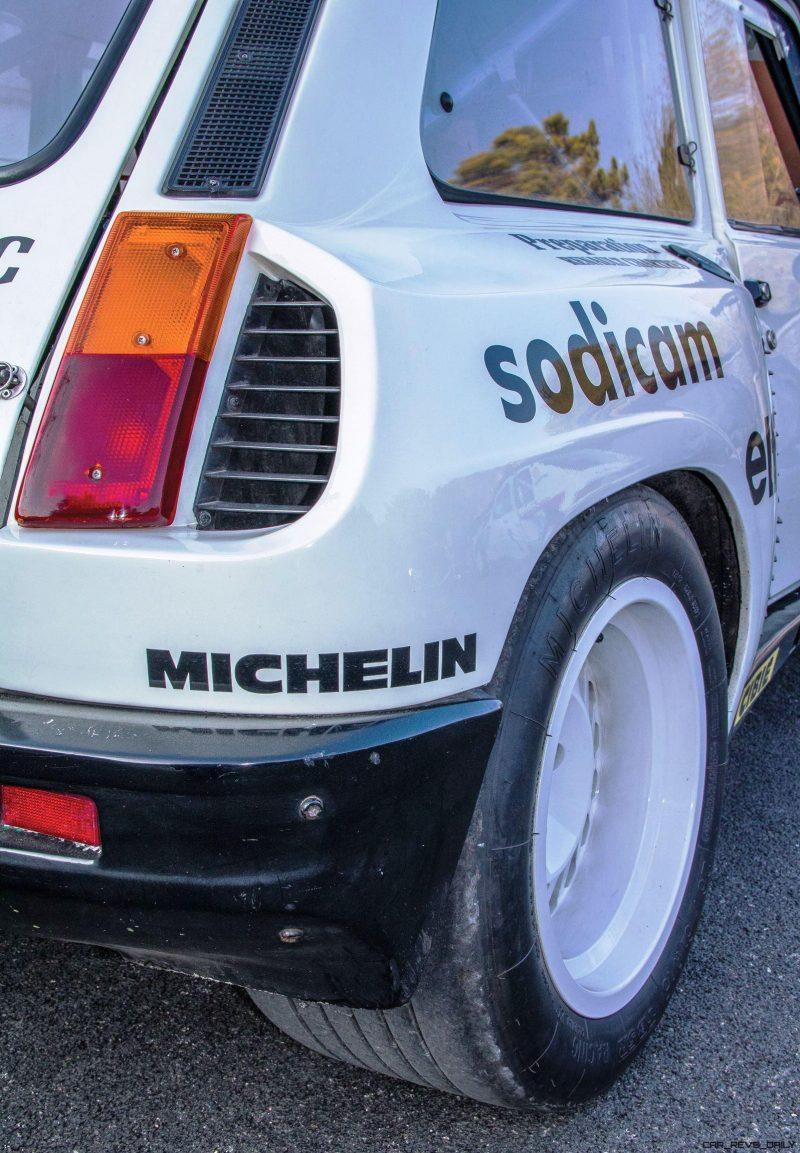 RM Monaco 2016 - 1982 Renault 5 Turbo Group 4 Rally Car  8
