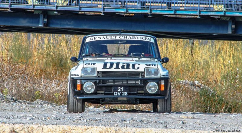 RM Monaco 2016 - 1982 Renault 5 Turbo Group 4 Rally Car  9