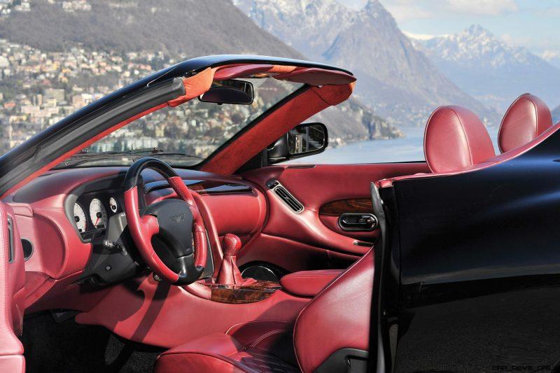 RM Monaco 2016 - 2004 Aston Martin DB AR1 by Zagato 12